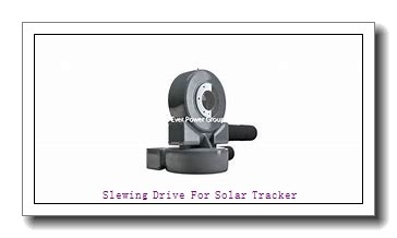 Slewing Drive Se3c Worm Drive for Solar Tracking System