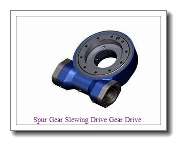 Spur Gear Slewing Drive Sp-I 0941 for Heavy Duty Vehicle
