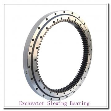 Excavator Tower Crane Turntable Slewing Bearing Ring Without Gear