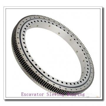 Excavator Outer Ring for Wind Turbine Single-Row Ball Slewing Bearing