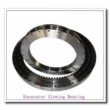 Excavator Tower Crane Turntable Slewing Bearing Ring Gear