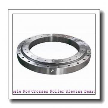 Construction Machinery Single- Row Cross Roller Slewing Bearing Crane