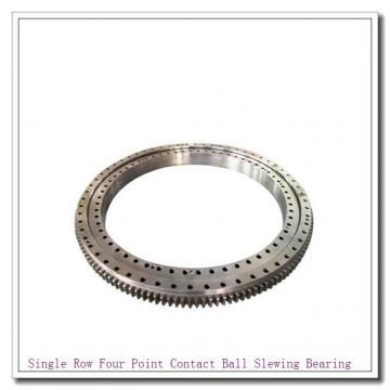 Forged Rings for Crane Slewing Bearings China Trailer Turntable