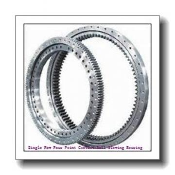 Inner and Outer Rings for Slewing Ring Bearing with External Toothed