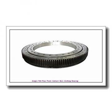 Single-Row Ball Slewing Bearing Slewing Ring with 42CrMo