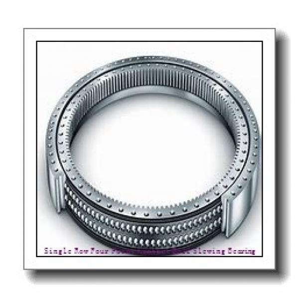 4 Point Contact Ball Slewing Ring Bearing #2 image