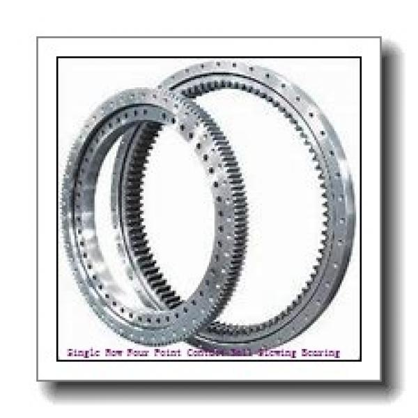 4 Point Contact Ball Slewing Ring Bearing #1 image