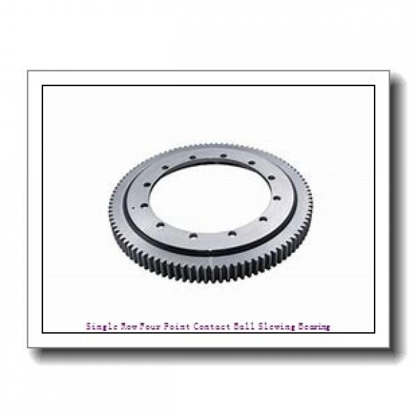 Slewing Bearing Ring with External Gear for Tower Crane Spare Parts #3 image