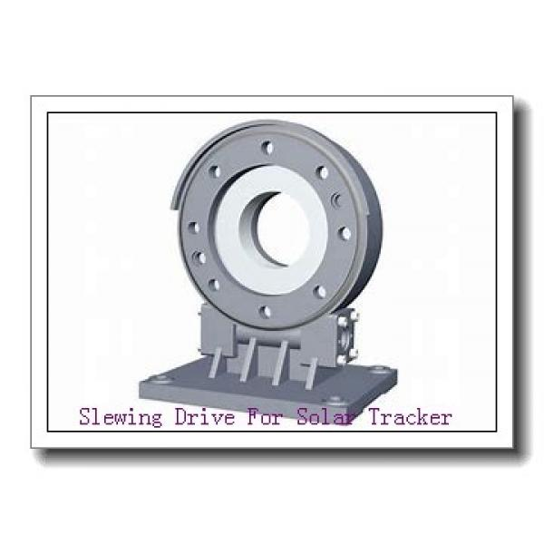 Latest Dual Axis 3inch Slewing Drive Wde3 for Solar Tracking System #1 image